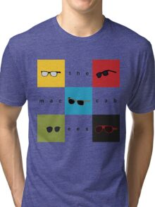 The Maccabees - Wall of Arms Tri-blend T-Shirt