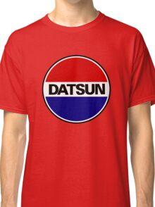 datsun emblem old vintage Classic T-Shirt