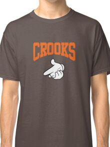 hip hop shoot crooks Classic T-Shirt