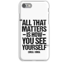 Conor McGregor - (All That Matters) iPhone Case/Skin