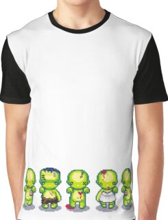 The Zombie Hoard Graphic T-Shirt