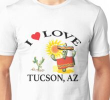 I Love Tucson, Arizona Unisex T-Shirt