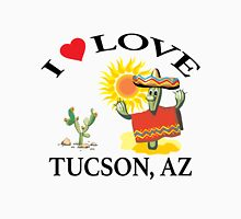 I Love Tucson, Arizona Unisex T-Shirt