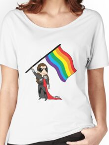 Lexa - Ready to Fight Women's Relaxed Fit T-Shirt