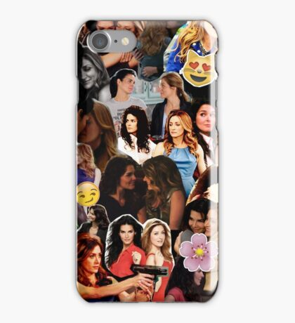 Rizzles - Rizzoli & Isles iPhone Case/Skin
