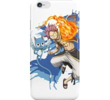 Fairy Tail Natsu and Happy iPhone Case/Skin