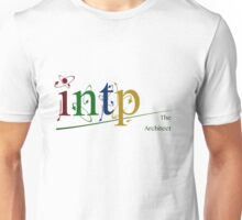 Myers-Briggs INTP - The Architect Unisex T-Shirt