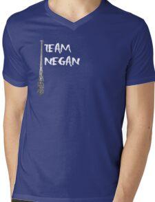 The Walking Dead Team Negan Mens V-Neck T-Shirt