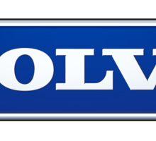 volvo wagon vintage Sticker