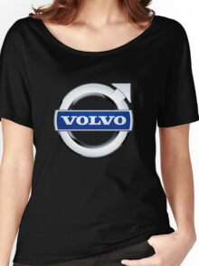 volvo wagon vintage Women's Relaxed Fit T-Shirt