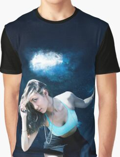 Galactic Burst by Benjamin Joseph Graphic T-Shirt