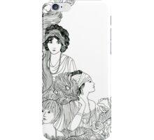 1920s Ladies iPhone Case/Skin