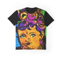 LORD KRISHNA-3 Graphic T-Shirt
