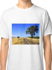 Rail Track to Nowhere Classic T-Shirt