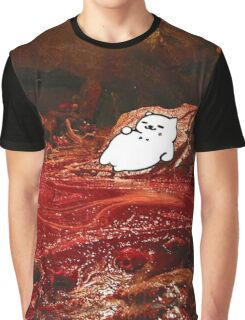 ALL CONSUMING TUBBS Graphic T-Shirt