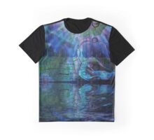 Beneath true light the magic shows and sighs quite softly as it grows Graphic T-Shirt