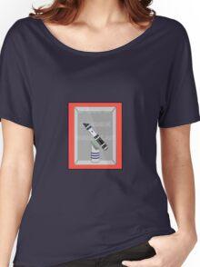 INCASE OF DARKSIDE BREAK GLASS  Women's Relaxed Fit T-Shirt