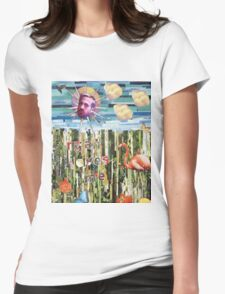 Ryan Gosling Loves Me Womens Fitted T-Shirt