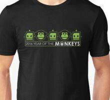 Official  Monkeys Fighting Robots 2016 Shirt Unisex T-Shirt
