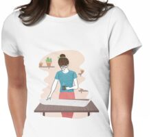 Life In All Shades - The Master Plan Womens Fitted T-Shirt