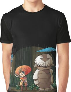 My Neighbor Sky Bison Graphic T-Shirt