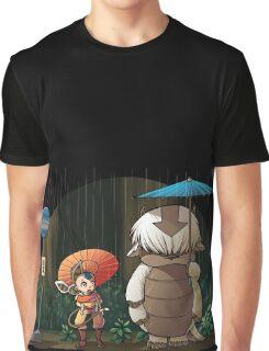 My Neighbor Sky Bison Graphic T-Shirt