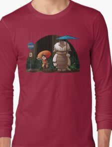 My Neighbor Sky Bison Long Sleeve T-Shirt
