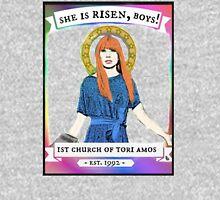 Church Of Tori Amos (transparent background) Unisex T-Shirt