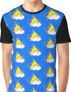 Seventh Cloud Graphic T-Shirt