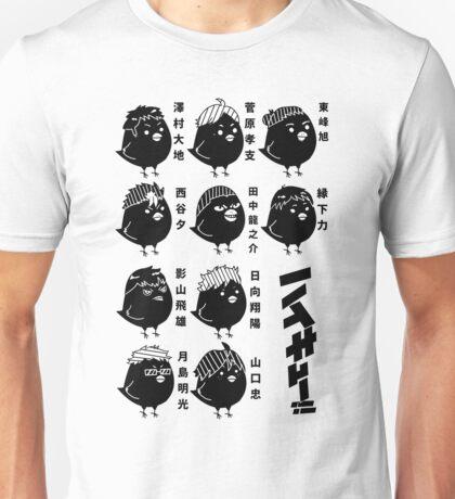 Little crows Unisex T-Shirt