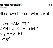 Yay Hamlet! by itsabbeyhere
