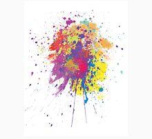 Primary Paint Splash Unisex T-Shirt