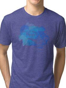 Genie Lamp - Magic Quote Tri-blend T-Shirt