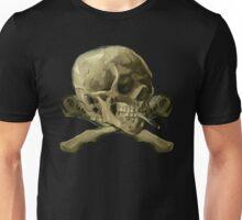 Masterpiece Skull Van Gogh Unisex T-Shirt