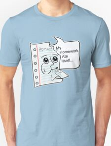 Homework Excuse T-Shirt