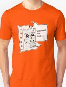 Homework Excuse T-Shirt