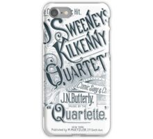 O'Sweeney's Kilkenny Quartette iPhone Case/Skin
