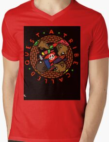 A Tribe Called Quest Mens V-Neck T-Shirt