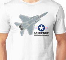 F-15C Eagle USAF Unisex T-Shirt