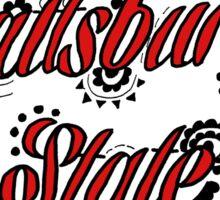 Plattsburgh State Sticker