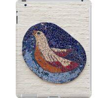mosaic peace dove iPad Case/Skin