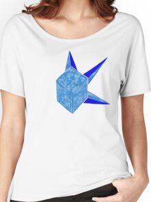 Cloud³ Navy Women's Relaxed Fit T-Shirt