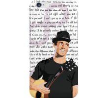 Jason Mraz Lyrics iPhone Case/Skin