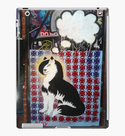 Silly Cat II iPad Case/Skin
