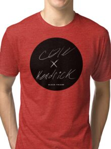J. Cole & Kendrick Lamar - Black Friday Tri-blend T-Shirt