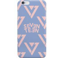 seventeen logo ver.3 iPhone Case/Skin