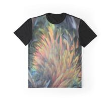 Feather Feature Graphic T-Shirt