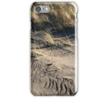 sand dune grass iPhone Case/Skin
