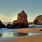 Port Sunrise by GailD
