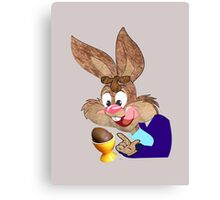 Easter bunny  [6039 Views] Canvas Print